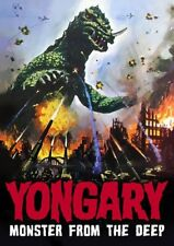 YONGARY, MONSTER FROM THE DEEP OH YOUNG IL NEW SEALED WIDESCREEN 2016 KINO DVD