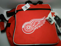 Detroit Red Wings Official NHL Product Expandable Duffel Sport Hockey Hand Bag