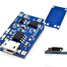 Micro Usb 5v 1a 18650 Tp4056 Li-ion Functions Dual Protection With Board 10pcs