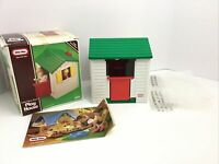 Little Tikes Place Play House 1989 Box New Doll House Piece