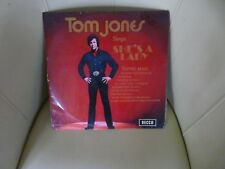 DISQUE 33 T TOM JONES SINGS SHE'S A LADY
