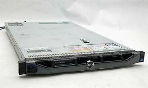 Dell PowerEdge R620 Server 2*E5-2665 8C 2.40GHz CPU 64GB RAM 10*1TB SAS H810