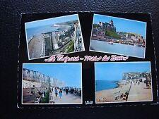FRANCE - carte postale le treport - mer-les-bains (cy95) french