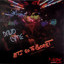 "12"" LP-David Lyme-Let 's Go to lloret-k3653-washed & cleaned"