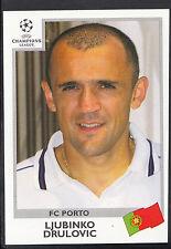 Panini Football Sticker - UEFA Champions League 1999-00 - No 167 - FC Porto