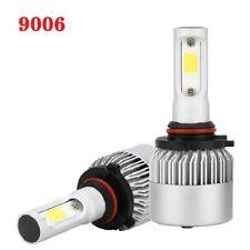 2pcs 9006 HB4 LED Headlight Kit Low Beam Fog Light 100W 20000lm White 6000K