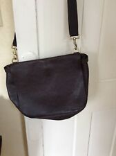 Mulberry Mens Messenger Bag. Very good condition. Dark chocolate brown leather.