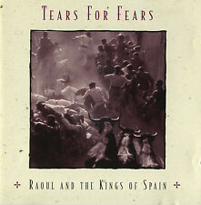 TEARS FOR FEARS Raoul And The Kings Of Spain (Original 1995 U.S. 12 Track CD)