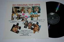 LP/20 ORIGINAL TOP HITS/WORRIED MEN SKIFFLE GROUP/JACK GRUNSKY/WALCHER/AMBROS