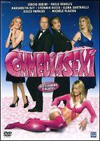 Commediasexi (2006) DVD Nuovo Sigillato Bonolis Papaleo Rubini Commedia Sexy