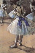 Ballerina Poster Print by Edgar Degas, 24x36