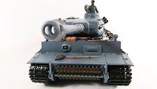 Heng Largo 2.4GHZ German Tiger 1 tanque con humo y sonido Tanque RC Radio Control