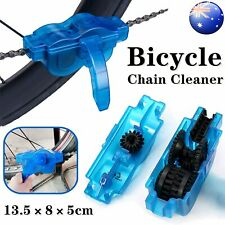 Bicycle Chain Cleaner Bike Wash Tool Set Cycling Scrubber Cleaning Brushes Wheel