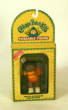 Panosh Palace 1984 Cabage Patch Kids Poseable Figure  Gus Richards