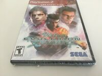 Virtua Fighter 4: Evolution (Sony PlayStation 2, 2003) PS2 NEW