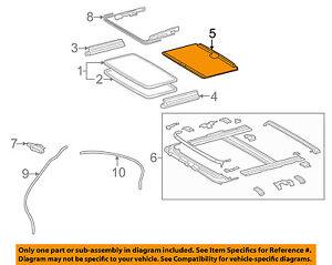 63306-53030-A1 Toyota Trim sub-assy, sunshade 6330653030A1