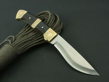 HIGH QUALITY!SHARP FULL TANG DOGLEG SURVIVAL CAMPING BOWIE ASSAULT HUNTING KNIFE