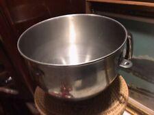 "Kitchenaid 6 Quart Mixer Bowl ""preowned"""
