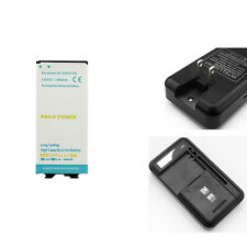 3600mA Replacement Li-ion Battery For LG G5 H868 H860N H860 BL-42D1F+Charger