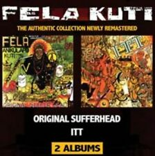 Original Sufferhead/itt 5051083069212 by Fela Kuti CD