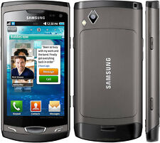 SAMSUNG S8530 WAVE 2 MOBILE PHONE - UNLOCKED WITH NEW HOUSE CHARGER AND WARRANTY