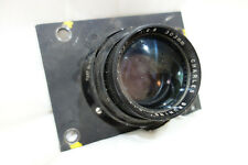 """1:6.8 303mm 12"""" Large Format AIC aerial Lens"""