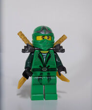 used Lego Minifigure Lloyd ZX - Ninjago 9450 njo065 green
