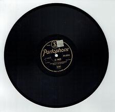 78T Victor ALIX Orch. Symphonique Disque Phono LE KNEE - PARLOPHONE 80953 RARE