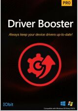 IOBIT Driver Booster 7.4 PRO ✅ Lifetime licence key🔑 Unlimited Devices