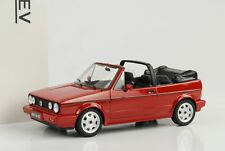 Volkswagen VW Golf 1 Cabrio 1992 Amarant 1 18 Model 188405 Norev