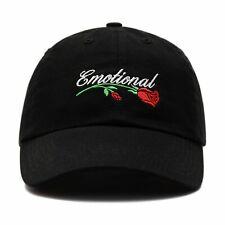 Prolific Shop - Emotional Hat Dad Cap black adjustable