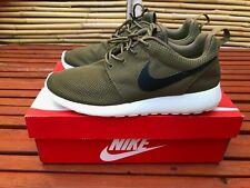 Mens Nike Roshe Run Green Iguana Trainers shoes size UK9