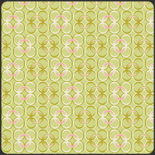 Mod Rings Green Fabric by the Yard - Art Gallery Fabrics: Coquette CO-9207