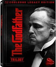The Godfather Trilogy: The Corleone Legacy Edition [New Blu-ray] Boxed