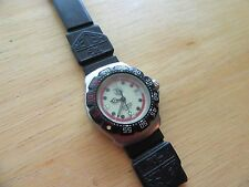 TAG HEUER WOMEN FORMULA 1 PROFESSIONAL DATE QUARTZ WATCH WA1411
