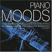 Piano Moods 3 CD Haunting Music Melodies New Sealed