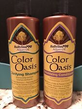 Baby Bliss Color Oasis Shampoo & Condition SULFATE /PARABEN FREE