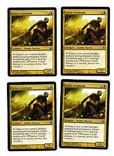 4x Grixis Grimblade EX Alara Reborn Mtg Magic Commander EDH 4x x4