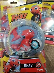 Ricky Zoom Toy Fiure By Tomy