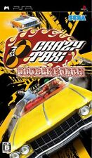 Used PSP Crazy Taxi: Double Punch Japan Import ((Free shipping))