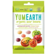 Yum Earth Vegan Sour Jelly Beans 50g
