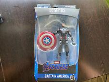 Marvel Legends Series Avengers Endgame Captain America Figure