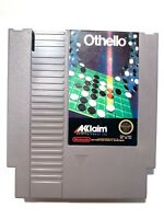 Othello ORIGINAL NINTENDO NES GAME Tested + Working & Authentic!