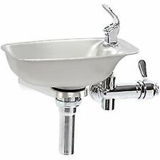 Elkay 74045405001 Halsey Taylor Bracket Fountain Non-Filtered Non-Refrigerated