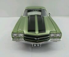 GMP ACME 1:18 1970 CHEVELLE SS396 SEA MIST GREEN  A1805505GC ONLY 396 MADE!!!