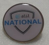 AT&T National Golf Lapel Pin Fast Free Shipping