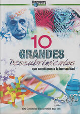 DVD - 10 Grandes Descubrimientos NEW 100 Greatest Discoveries FAST SHIPPING !
