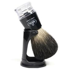 PENNELLO DA BARBA OMEGA TASSO 63181 SHAVING BRUSH MADE ITALY