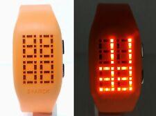 Orologio philippe starck with fossil referenza PH-1057 watch digital clock reloj