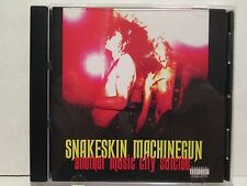 Snakeskin Machinegun - Another Music City Suicide 2002 Independant Release Rare